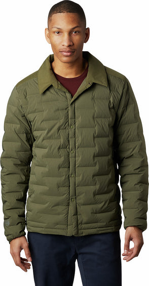 Mountain Hardwear Super/DS Down Shacket - Men's