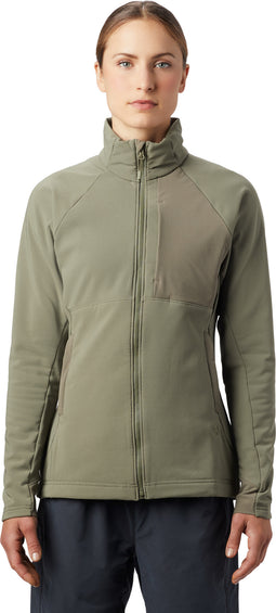 Mountain Hardwear Keele Full Zip Jacket - Women's