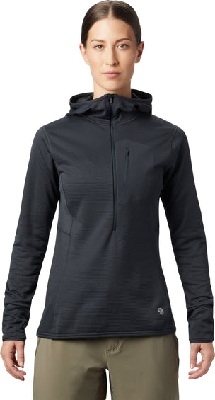 Mountain Hardwear Type 2 Fun 3/4  Zip Hoody - Women's