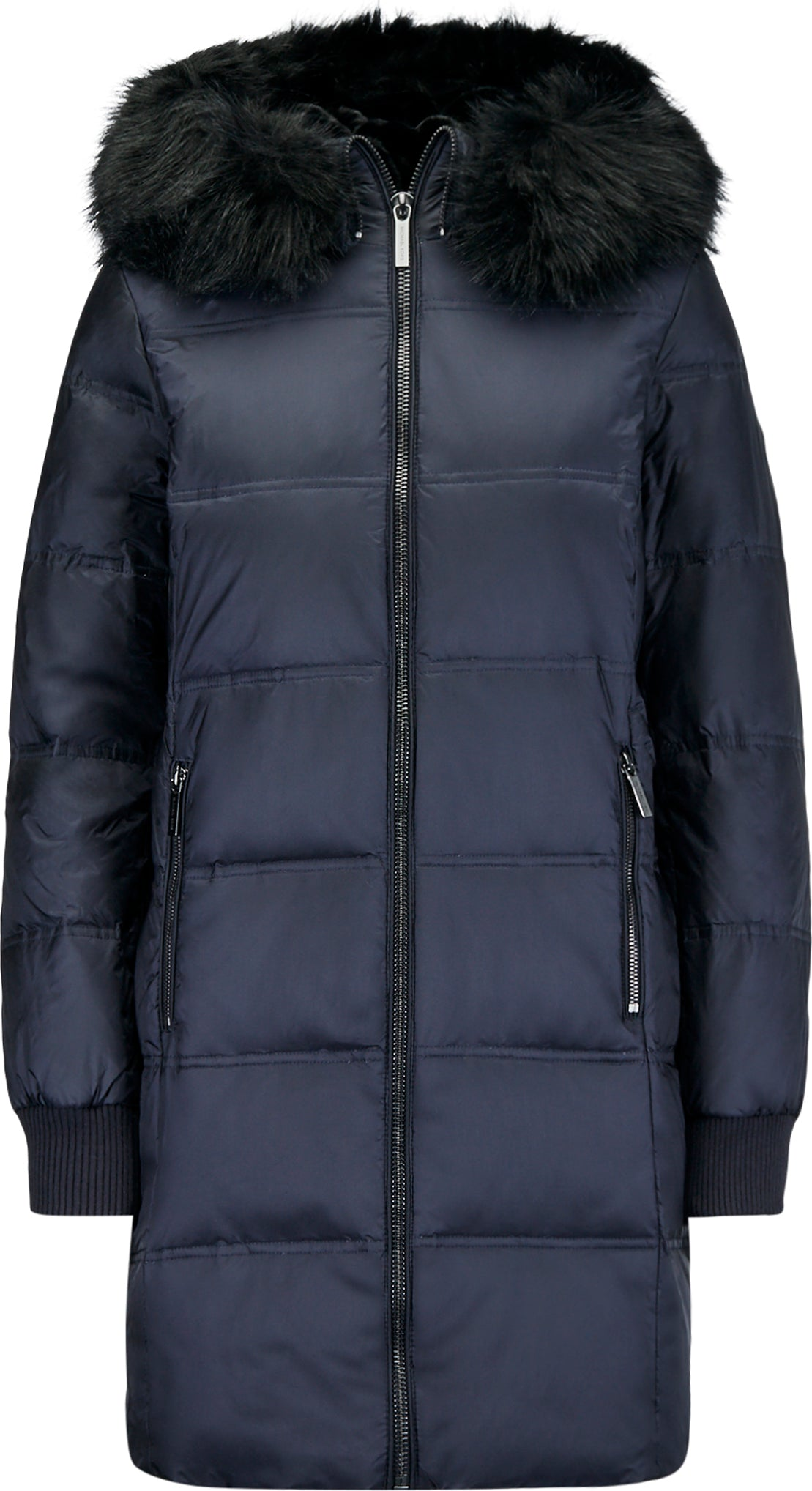 5ee2055ae01 Michael Kors Quilted Nylon And Faux Fur Puffer - Women's | The Last Hunt