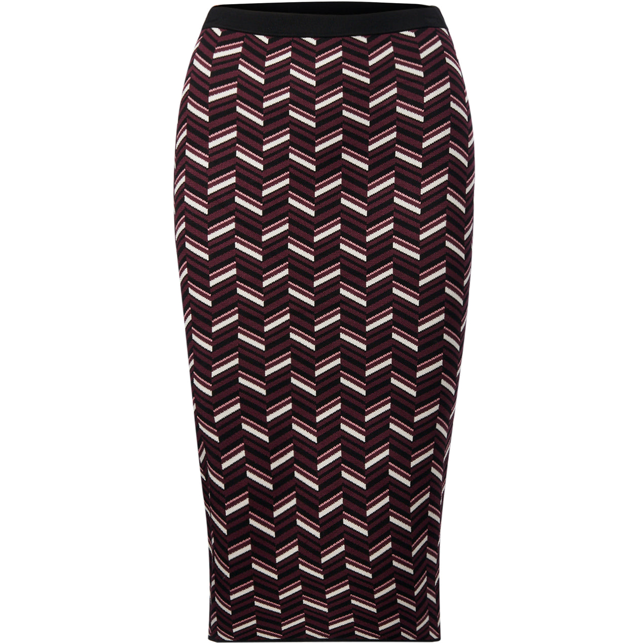 fe327652d93 Michael Kors Chic Chevron Jacquard Skirt - Women s