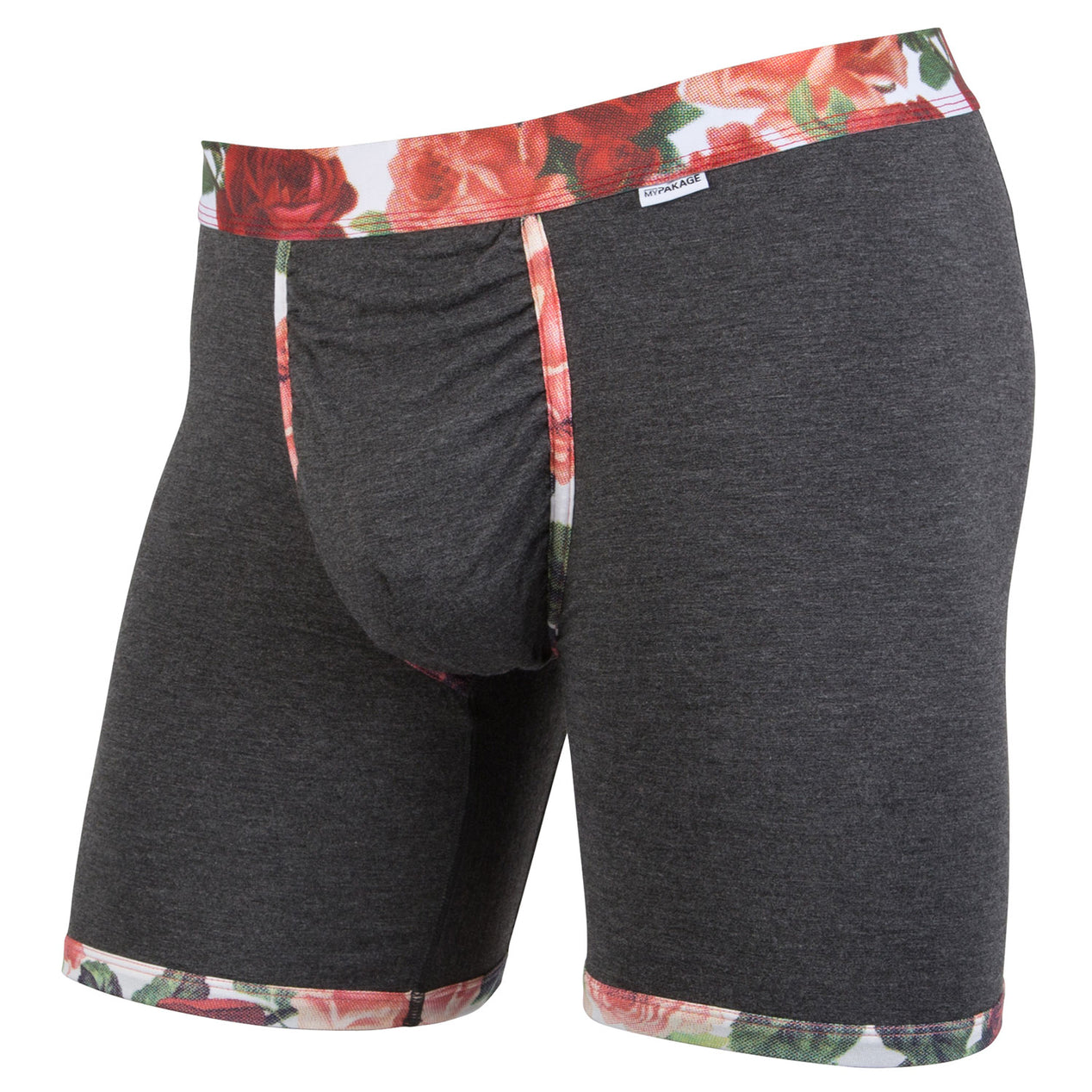 c76eda75697875 MyPakage Weekday Boxer Brief - Printed Bands - Men's. $17.99 CAD $32.99  CAD. 5 star rating 8 Reviews. Select Color / Size. Dark Heather ...