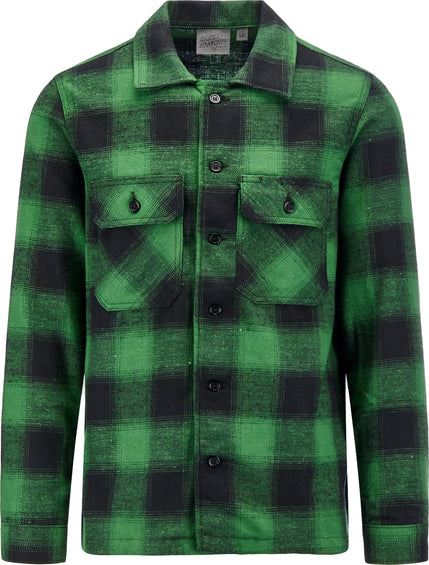 Naked & Famous Work Shirt - Nep Buffalo Check - Men's