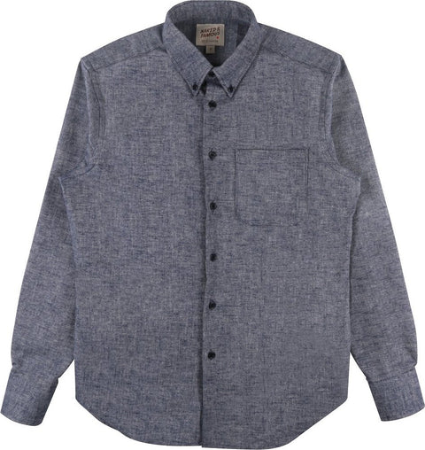 Naked & Famous Easy Shirt - Waffle Weave - Men's