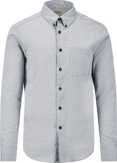 Naked & Famous Regular Shirt - Organic Cotton Gauze - Men's