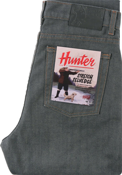 Naked & Famous Max - Hunter Stretch Selvedge - Women's