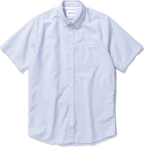 Norse Projects Theo Oxford Short Sleeve Shirt - Men's