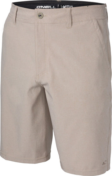 O'Neill Loaded Heather Hybrid Shorts - 21 in. - Men's