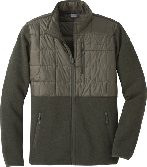 Outdoor Research Vashon Hybrid Full-Zip - Men's