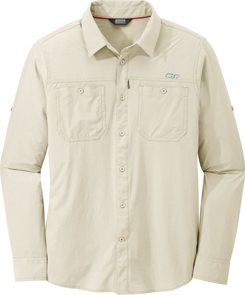 plus récent 80be0 426ae Outdoor Research Chemise à manches longues Wayward - Homme