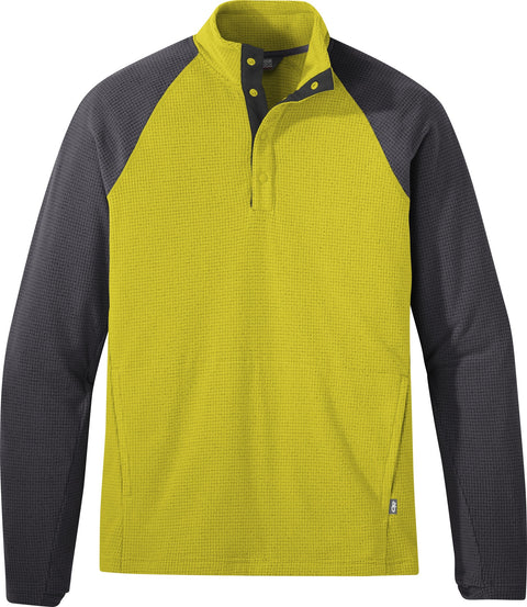Outdoor Research Trail Mix Snap Pullover - Men's