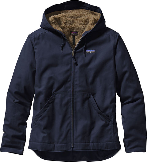 Patagonia Lined Canvas Hoody - Men's