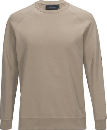0be7df68 Loading spinner Peak Performance Original Crew Neck - Men's True Beige
