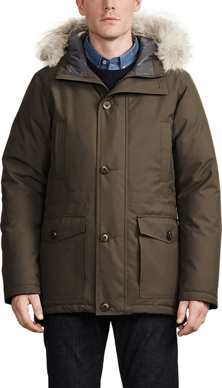 Quartz Co. Belfort Down Parka - Coyote Fur - Men's