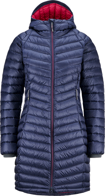 a4ebd6dd6d Loading spinner Rab Microlight Down Parka - Women's Twilight