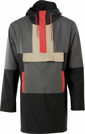 RAINS Colour Block Anorak - Unisex