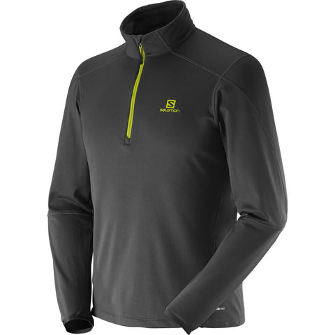Salomon Men's Discovery Half Zip Midlayer