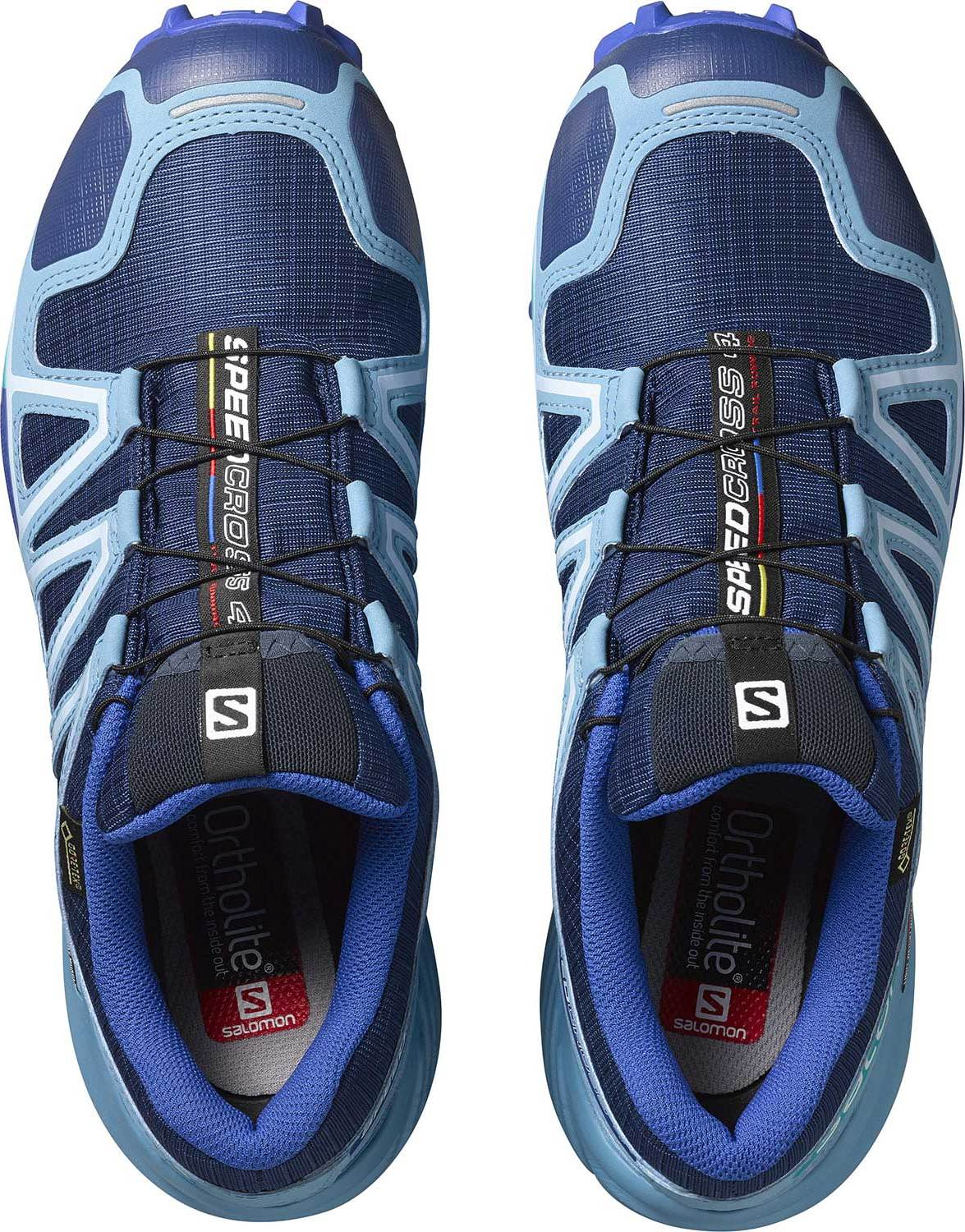 uk availability 0096c 91069 Salomon Speedcross 4 GTX Trail Running Shoes - Women's