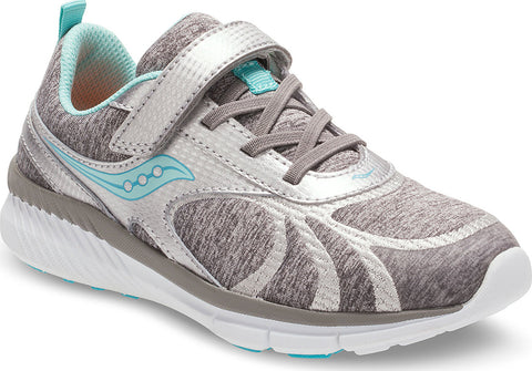 Saucony Velocity A/C Shoes - Little Girl's