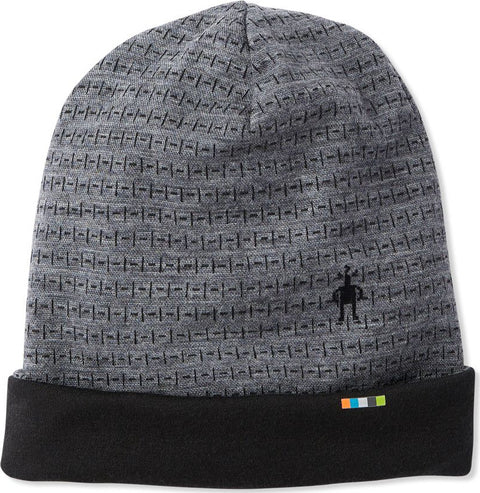 Smartwool NTS Mid 250 Reversible Pattern Cuffed Beanie - Unisex