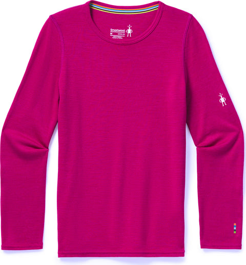 Smartwool Merino 250 Base Layer Crew - Kids