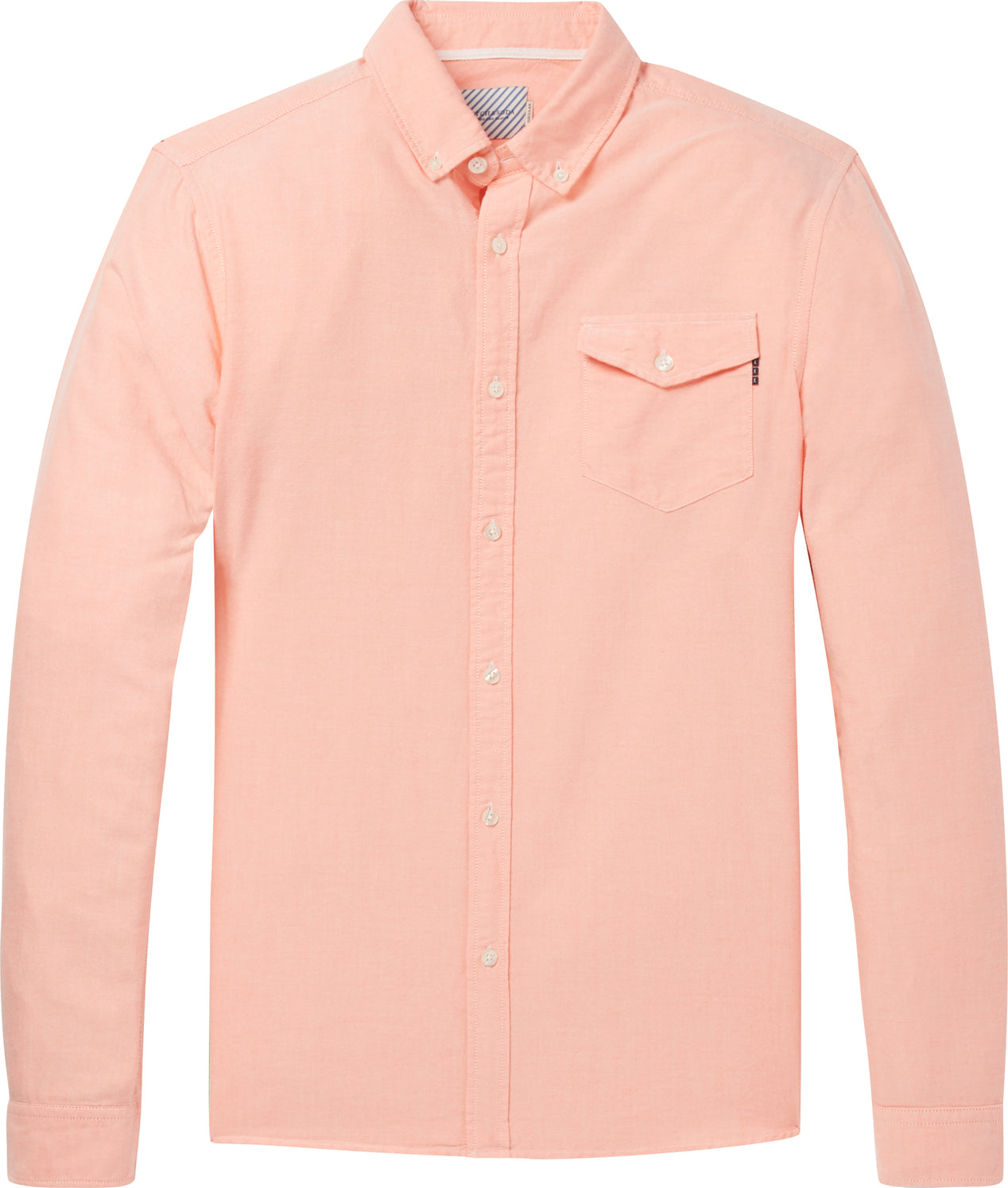 e100fa80271 Scotch & Soda Cotton Oxford Shirt - Men's | The Last Hunt