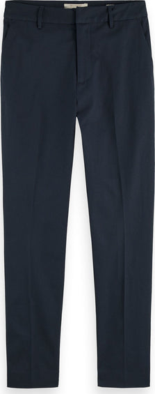 Scotch & Soda Bell Stretch Cotton Mid-Rise Slim Fit Chino Pants - Women's