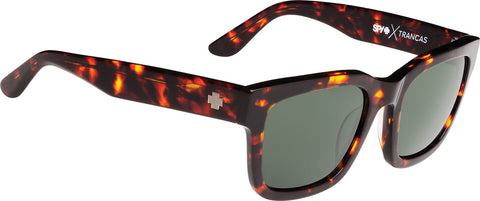 Spy Trancas - Classic Camo - Happy Gray Green Lens - Women's