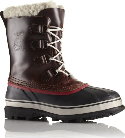 Sorel Caribou Wool Waterproof Boots - Men's