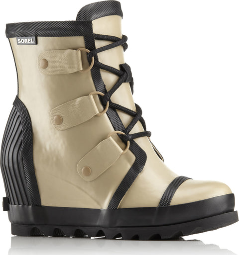 Sorel Joan Rain Wedge Felt Boots - Women's