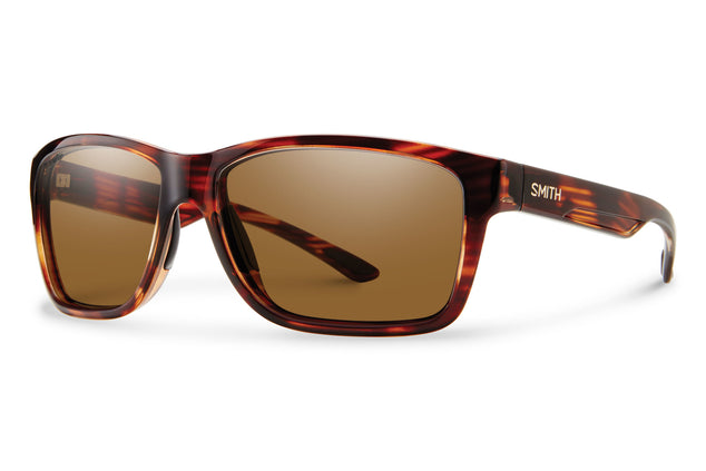 Smith Optics Drake Sunglasses - Tortoise Frame - ChromaPop™ PLUS Polarized Brown Lens