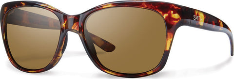 Smith Optics Feature - Tortoise - Carbonic Polarized Brown