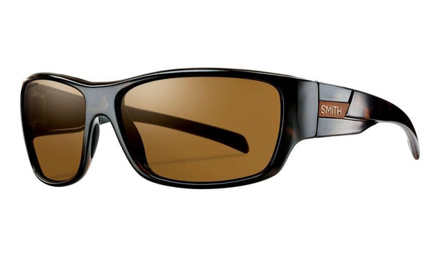 Smith Optics Frontman Sunglasses - Tortoise Frame - Chromapop Polarized Brown Lens