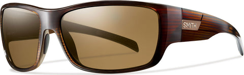 Smith Optics Frontman Brown Stripe - Polarized Brown