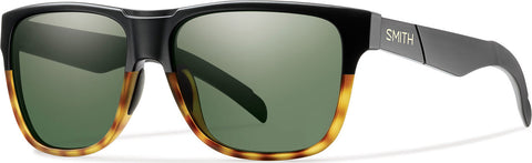 Smith Optics Lowdown - Matte Black Fade Tortoise - Gray Green Lens With Carbonic Tlt - Unisex