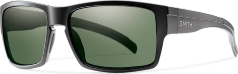 Smith Optics Outlier XL - Matte Black - Chromapop Polarized Gray Green Lens