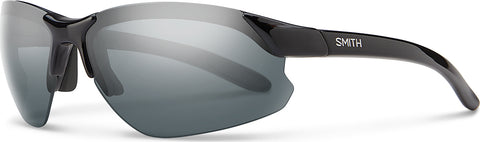 Smith Optics Parallel D Max - Black - Polar Gray Ignitor Clear Lens Sunglasses
