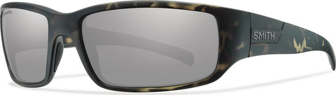 Smith Optics Prospect Matte Camo - Chromapop Polarized Platinum