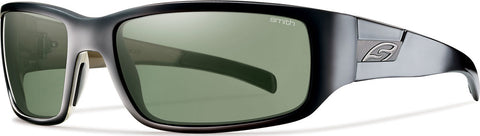 Smith Optics Prospect - Black - Carbonic TLT Polarized Gray Green Lens