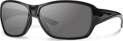 Smith Optics Purist  - Black - Carbonic Polarized Gray Lens