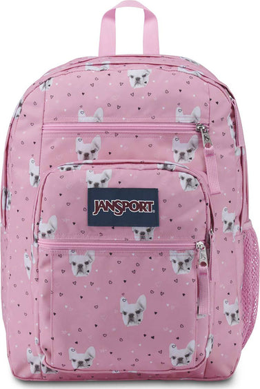 JanSport Big Student 34L Backpack Fierce Frenchies