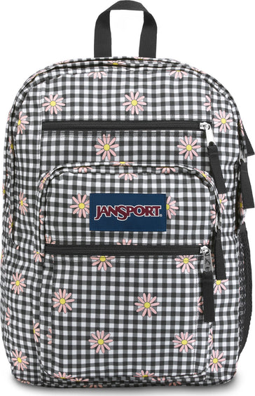 JanSport Big Student 34L Backpack Gingham Daisy