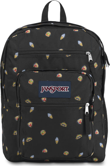 JanSport Big Student 34L Backpack Neon Icons