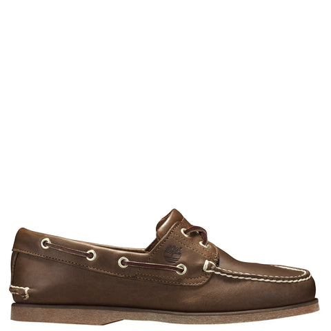 Timberland Classic 2-Eye Boat Shoes - Men's