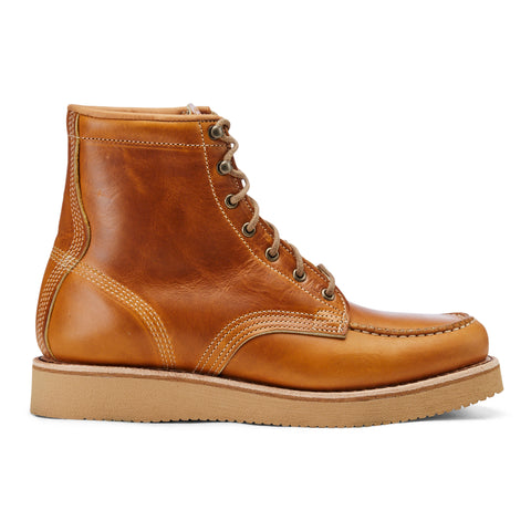 Timberland American Craft Moc Toe Boots - Men's