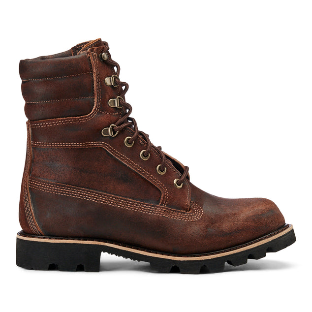 Timberland Bottes imperméables 8 In American Craft Rugged - Homme