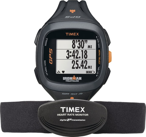Timex Ironman Run Trainer 2.0 With Gps Technology & Heart Rate