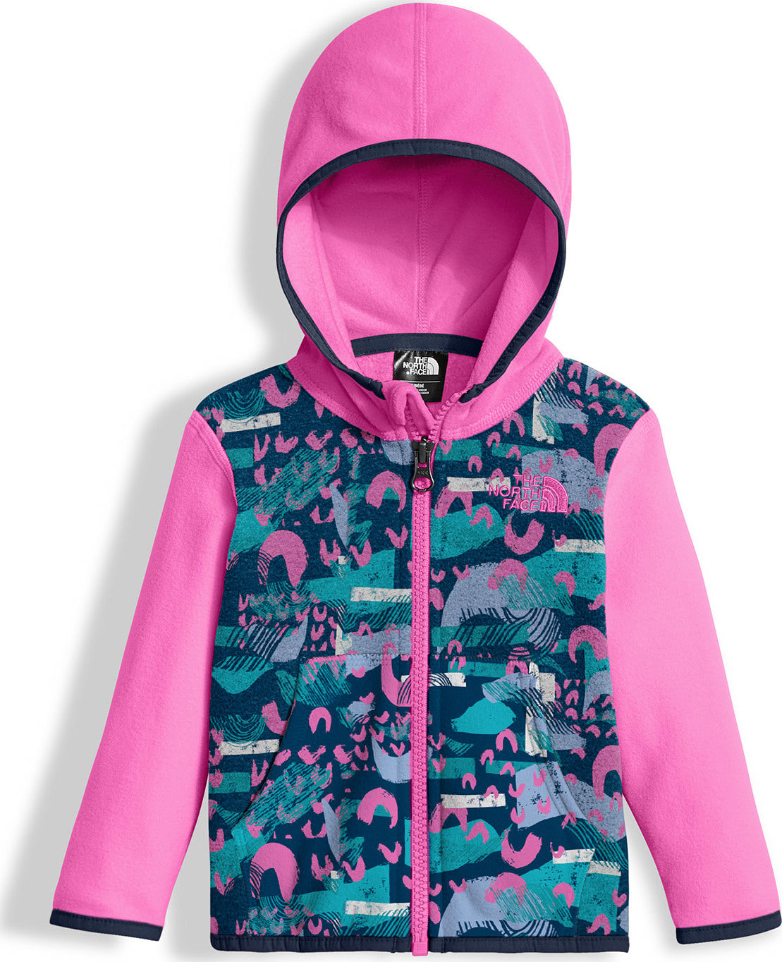82d88250e The North Face Glacier Full Zip Hoodie - Infant   The Last Hunt