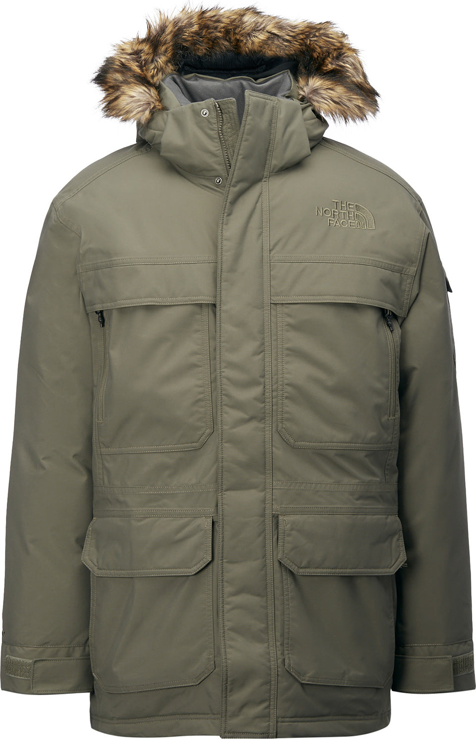 The North Face Parka McMurdo III Homme