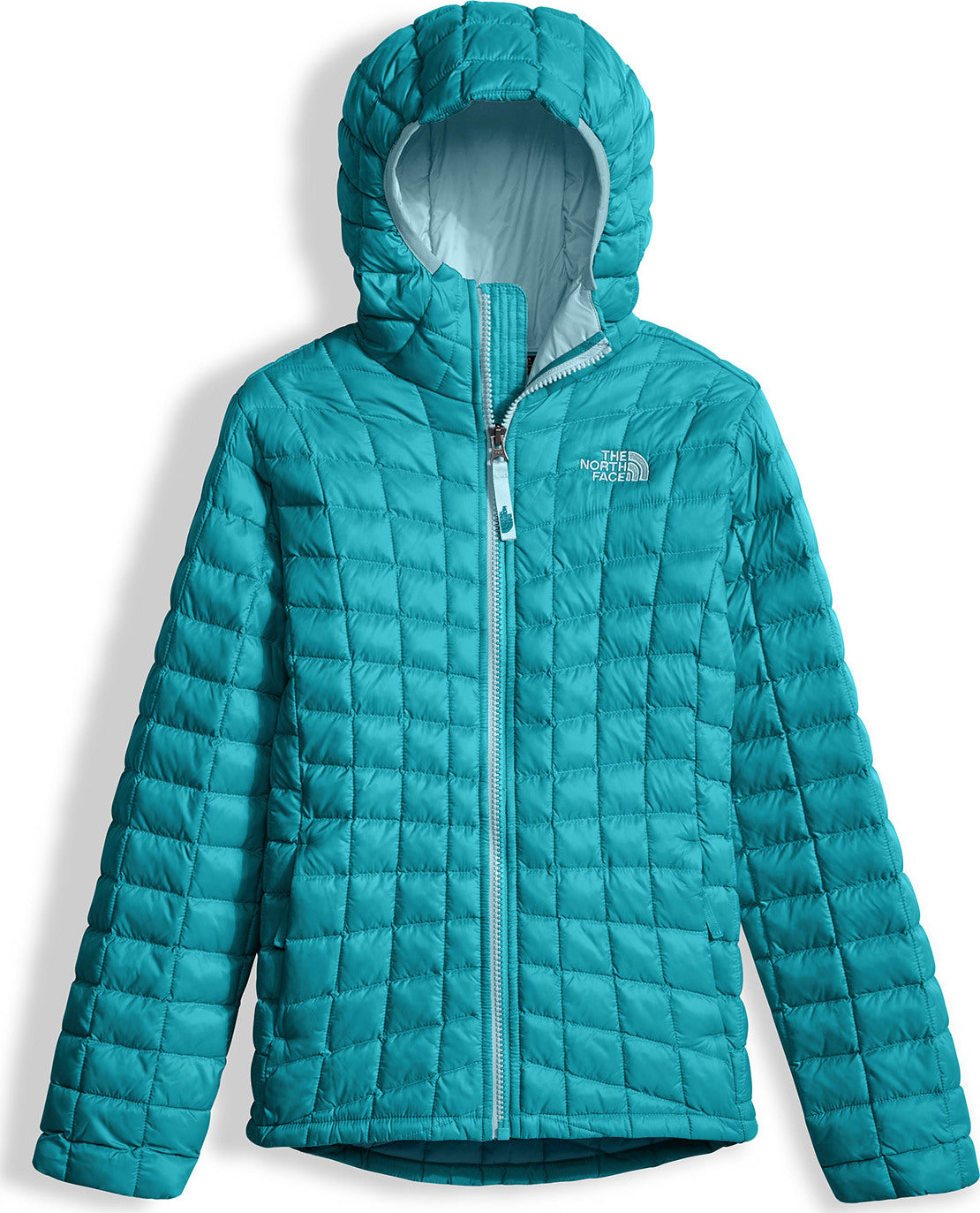 6e40451ad977 The North Face Thermoball Hoodie - Girls